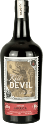 Kill Devil (Hunter Laing) 2007 Jamaica Hampden For Thewhiskybarrel 10-Year rum