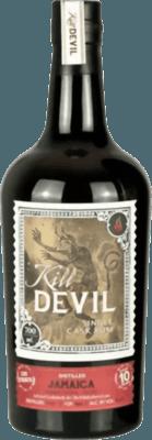 Kill Devil (Hunter Laing) 2007 Jamaica Hampden For Thewhiskybarrel 10-Year rum