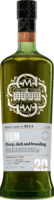 Scotch Malt Whisky Society 1998 R13.1 Trinidad 'Deep, Dark and Brooding' 20-Year rum