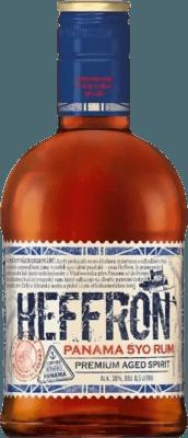 Heffron 2015 5-Year rum