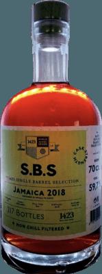 S.B.S. 2018 Jamaica Matured in PX Cask 1-Year rum