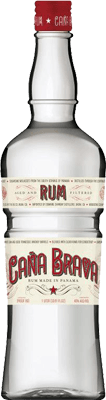 Cana Brava Light rum