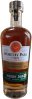 Worthy Park 2013 Virgin Oak rum