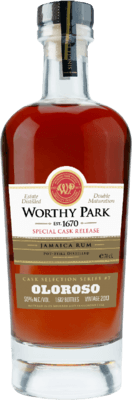 Worthy Park 2013 Special Cask Release Oloroso Finish 6-Year rum