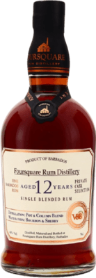 Foursquare Private Cask Selection V&B 12-Year rum