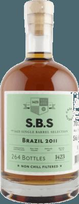 S.B.S. 2011 Brazil 2011 9-Year rum