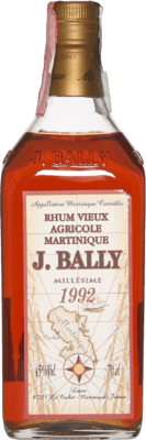 J. Bally 1992 rum