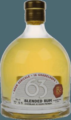 Montebello 2017 Cannonball Ambre 2-Year rum