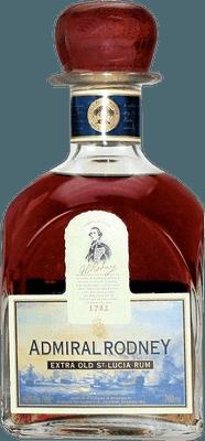Medium admiral rodney  extra old 12 year rum