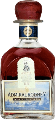 Admiral Rodney Extra Old 12-Year rum
