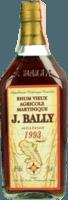 J. Bally 1993 rum