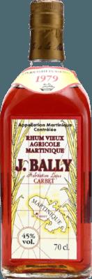 J. Bally 1979 rum