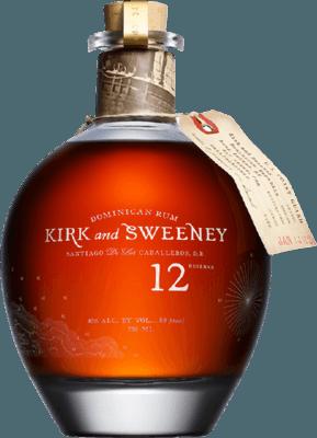 Kirk and Sweeney Reserva 12-Year rum