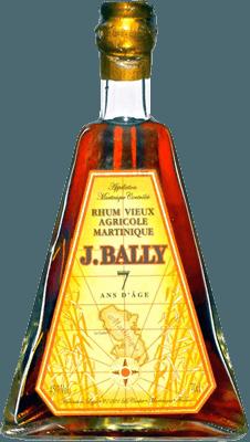 J. Bally 7-Year rum