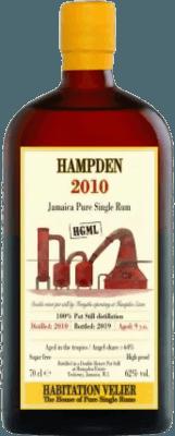 Habitation Velier 2010 Hampden HGML 9-Year rum