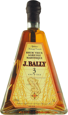 J. Bally 3-Year rum