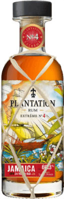 Plantation 1996 Extreme No4 Jamaica Crv Long Pond 24-Year rum