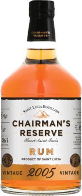 Chairman's 2005 Reserve 14-Year rum