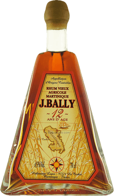J. Bally 12-Year rum