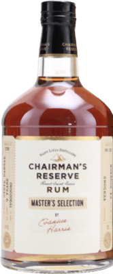 Chairman's 2011 Reserve Master's Selection Evanius Harris 9-Year rum