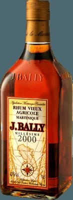 J. Bally 2000 rum