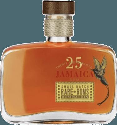 Rum Nation Small Batch Rare Jamaica 25-Year rum