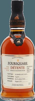 Foursquare Detente 10-Year rum