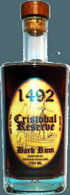 1492 Cristobal Reserve rum