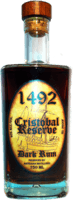 Small 1492 cristobal reserve rum