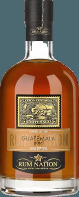 Rum Nation Guatemala Gran Reserva rum