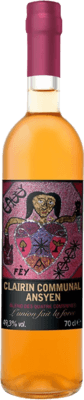 Clairin Communal Ansyen 2-Year rum
