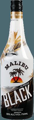 Malibu Black rum