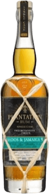 Plantation 2011 Barbados & Jamaica 9-Year rum