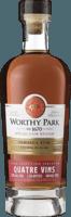 Worthy Park 2013 Special Cask Series Quatre Vins Finish 6-Year rum