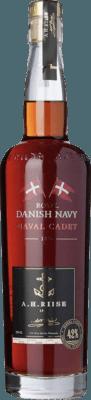 A. H. Riise Danish Navy Naval Cadet rum
