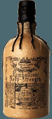 Rumbullion Navy Strength rum