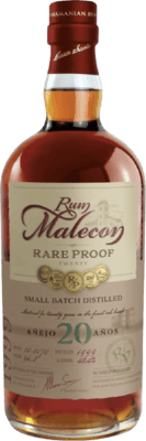 Malecon 1999 Rare Proof 20-Year rum