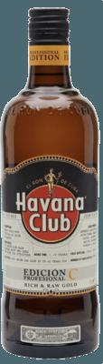 Havana Club 2007 Edicion Profesional C 12-Year rum