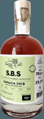 S.B.S. 2019 Jamaica rum