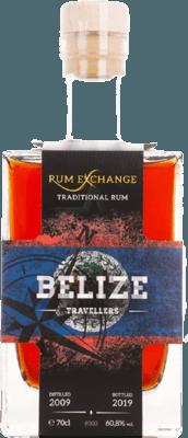 Rum Exchange 2009 Travellers Belize rum