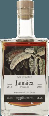 Rum Exchange 2013 Jamaica Trelawny 5-Year rum