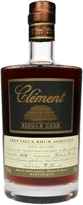 Medium cl ment single cask rum