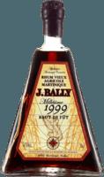 J. Bally 1999 Brut de Fut 18-Year rum