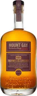 Mount Gay 1703 Port Cask Expression rum