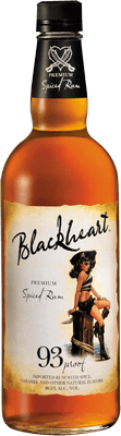 Blackheart Premium Spiced rum