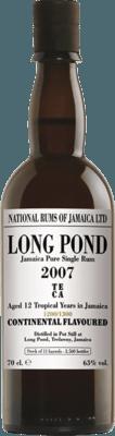 National Rums of Jamaica 2007 Long Pond TECA 12-Year rum
