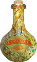 Small cozumel mayan spiced rum