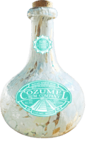 Small cozumel mayan white rum