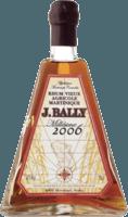 J. Bally 2006 Le 70th Anniversarie de Velier 11-Year rum