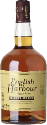 English Harbour 2014 Barrel Select Smuggler's Cove 5-Year rum